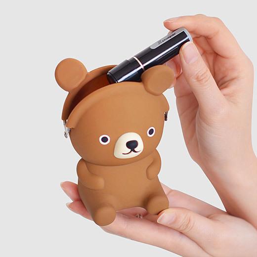 3D POCHI シリコン がまぐち クマ.jpg