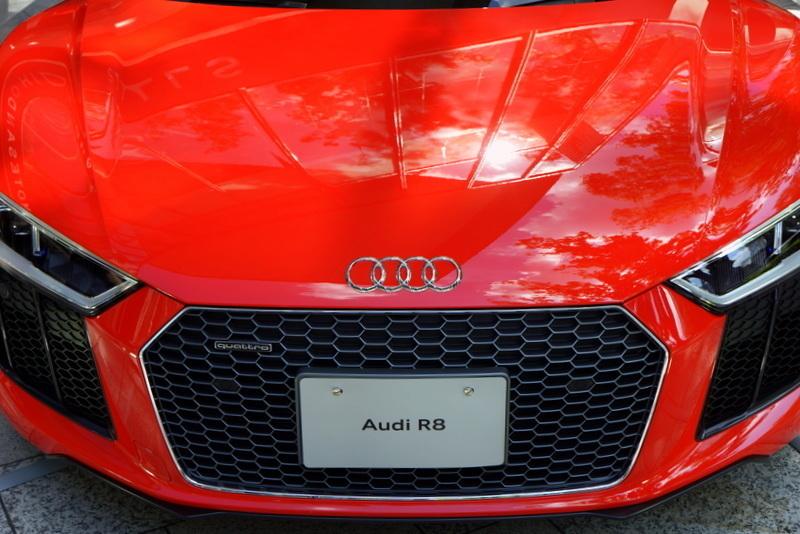 Audi R8 アウディ 表参道ヒルズ0012.jpg