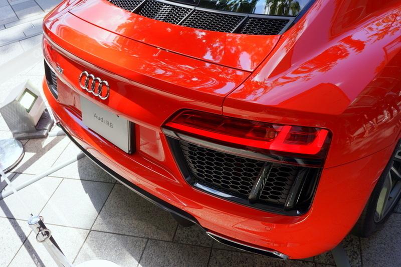 Audi R8 アウディ 表参道ヒルズ0013.jpg