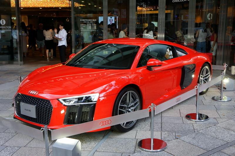Audi R8 アウディ 表参道ヒルズ0014.jpg