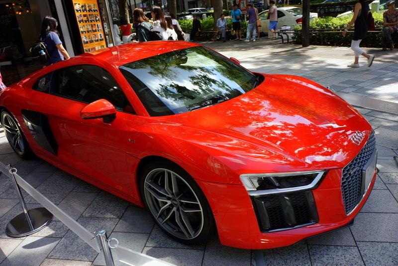 Audi R8 アウディ 表参道ヒルズ007.jpg