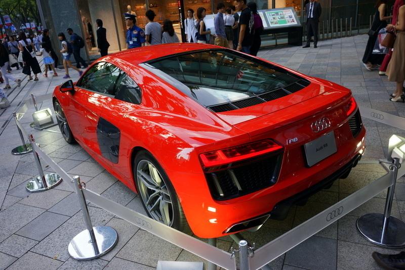 Audi R8 アウディ 表参道ヒルズ008.jpg