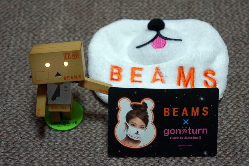 BEAMS ビームスダンボー (6).JPG