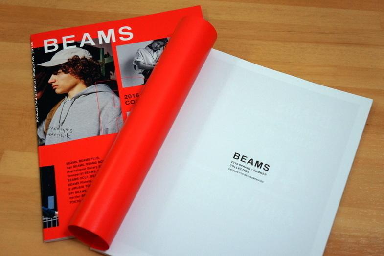 BEAMS(ビームス)2016春夏カタログ CASUAL001.jpg