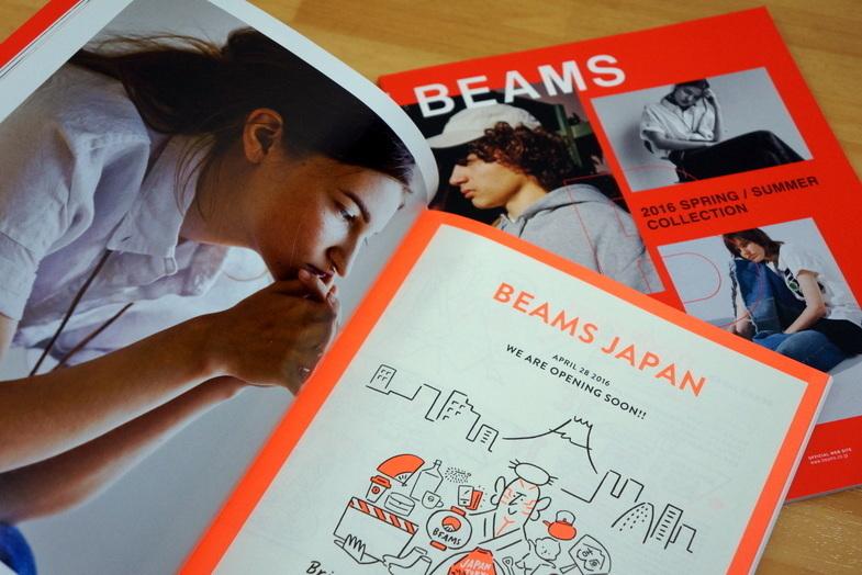 BEAMS(ビームス)2016春夏カタログ CASUAL007.jpg