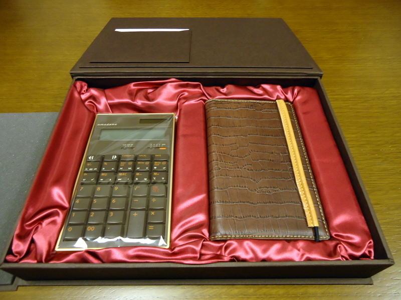 アマダナamadana高機能電卓クロコ押し限定レザーセット005.jpg