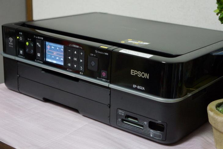 エプソンプリンターEP-802A 修理完了004.JPG