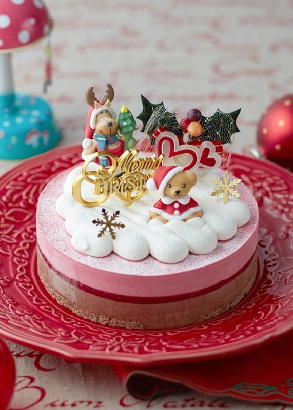 オンワード・マルシェ限定 クリスマスケーキ.jpg