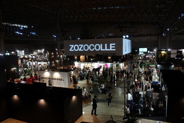 ゾゾタウン リアルイベントZOZOCOLLE(ゾゾコレ)レポ001.JPG