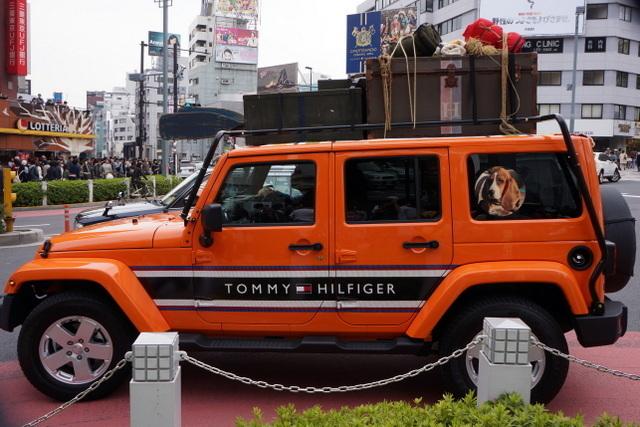 トミー ヒルフィガー(TOMMY HILFIGER)ジープ.jpg