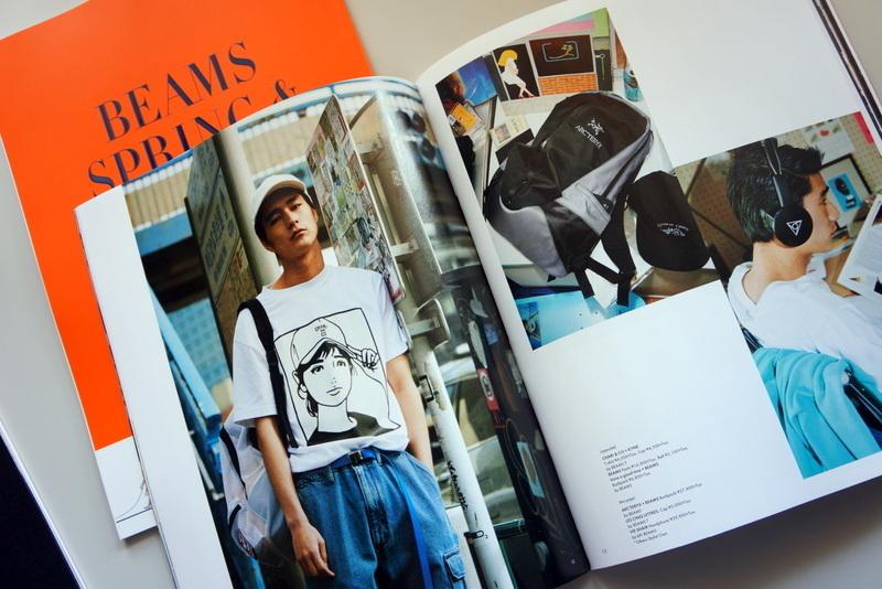 ビームス BEAMS 2017年春夏シーズンカタログ (17).JPG