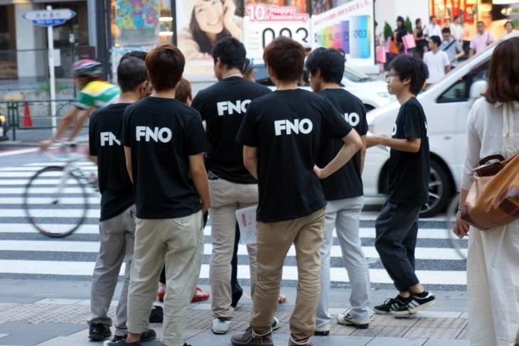 ファッションの祭典 FNO 2013 ダイジェスト ヴォーグ ファッションズ・ナイト・アウト006.JPG