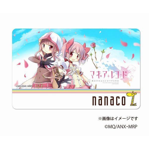 マギアレコード 魔法少女まどか☆マギカ外伝nanacoカード付きトートバッグ.jpg