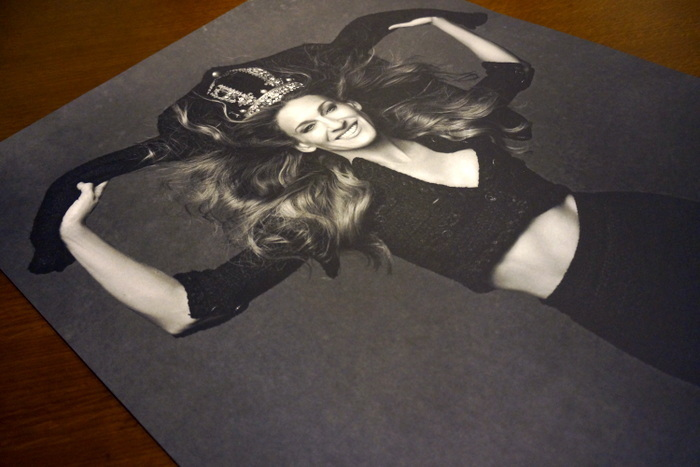 リトルブラックジャケット写真展 非売品ポスター サラ・ジェシカ・パーカー001.jpg