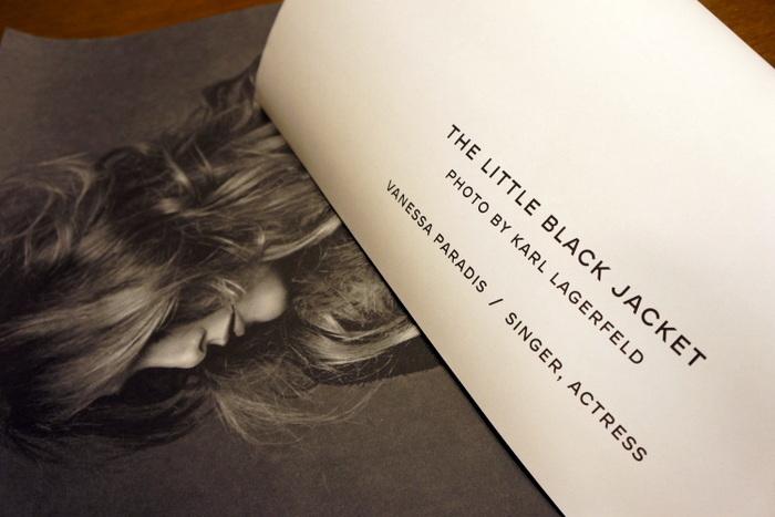 リトルブラックジャケット写真展(THE LITTLE BLACK JACKET)非売品ポスター ヴァネッサ・パラディ002.jpg