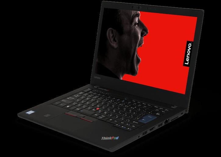 レノボ ThinkPad25周年記念モデル ThinkPad 25.png