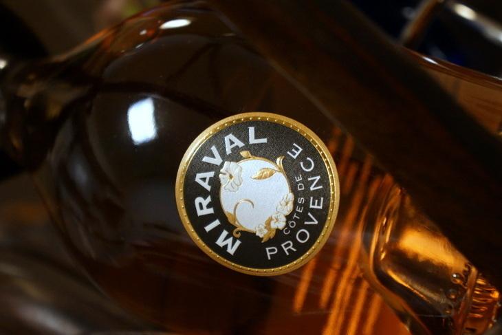 ワイン ミラヴァル・ロゼ 2013-001.JPG