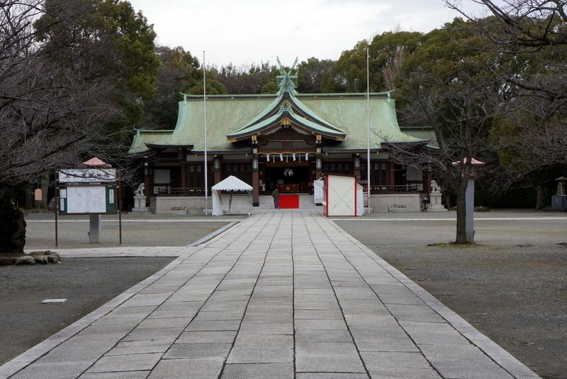 大阪護國神社 (11).JPG