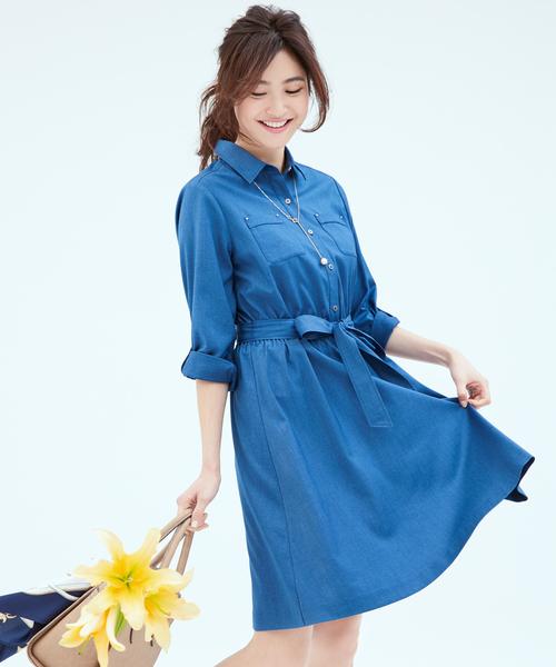 絵美里さんが着る 春カラーのオンワード.jpg