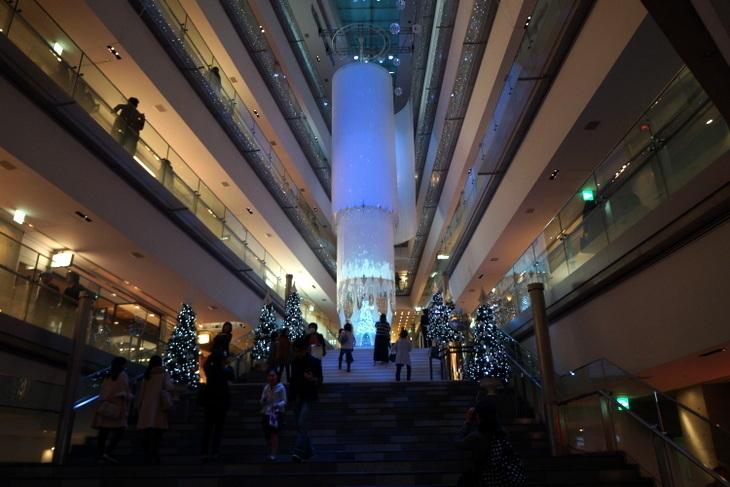 表参道ヒルズ Xmasクリスマスツリー2013-002.JPG