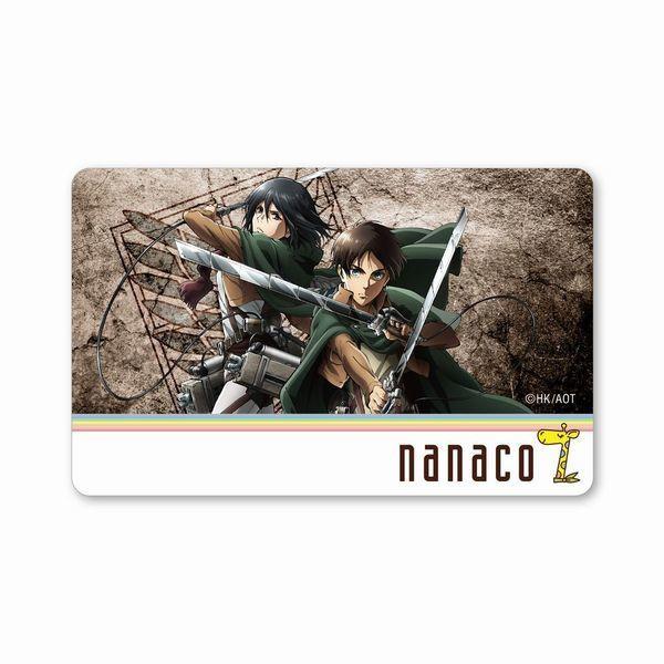 進撃の巨人 A-TYPE nanacoカード付きベアブリック リヴァイ 002.jpg
