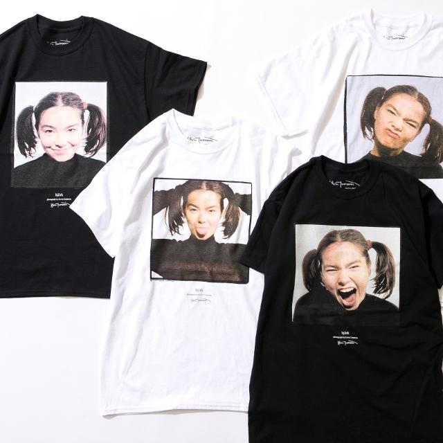 Kevin Cummins×Bjork×JSコラボTシャツ.jpg