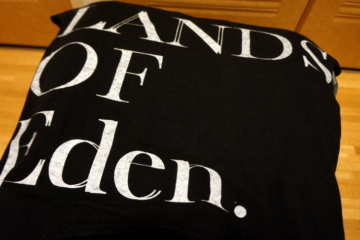 LANDS OF Eden.ランズオブエデン非売品Tシャツ005.JPG