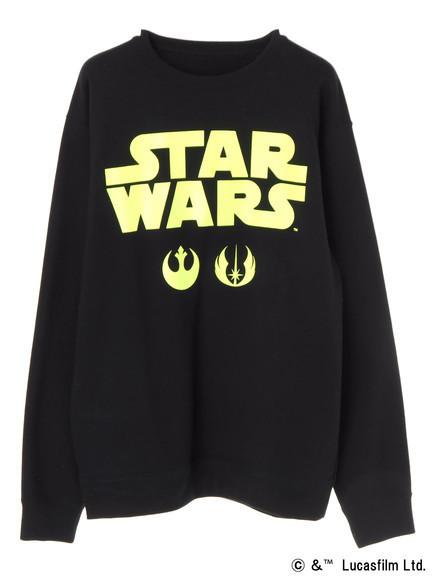 STAR WARS Jedi メッセージ クルースウェット.jpg