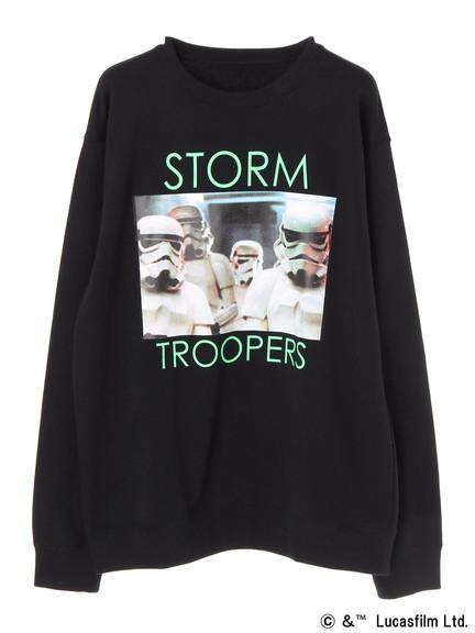 STAR WARS TROOPER メッセージクルースウェット.jpg
