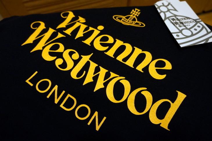 Vivienne Westwoodヴィヴィアン・ウエストウッドロゴTシャツ004.JPG