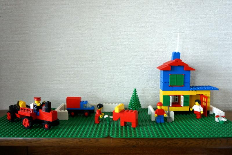 LEGOレゴ基本セット566 -3-001