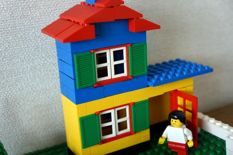 LEGOレゴ基本セット566 -3-002