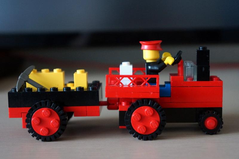 LEGOレゴ基本セット566 -3-007