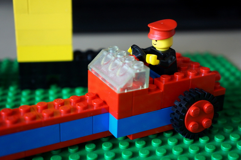 LEGOレゴ基本セット566 -4-005