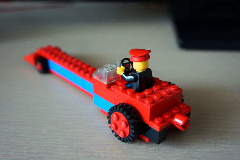 LEGOレゴ基本セット566 -4-007