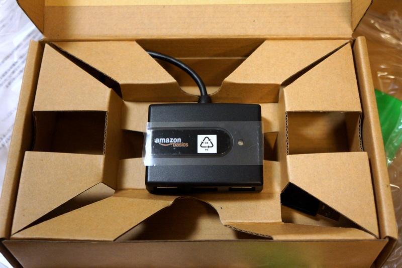 Amazonベーシック USB2 (2)