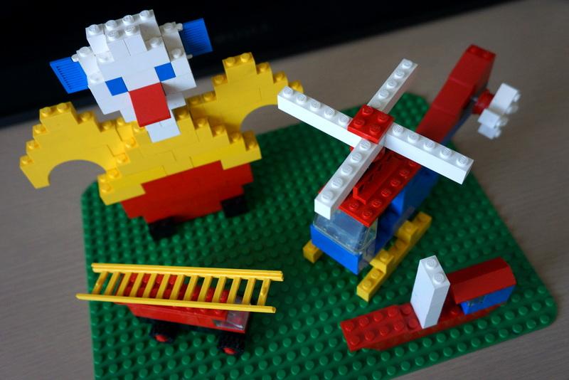 LEGOレゴ基本セット566 -5-001