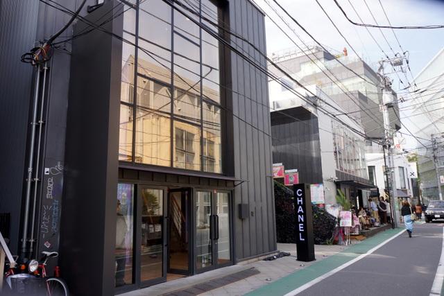 シャネル 東京ポップアップブティック001