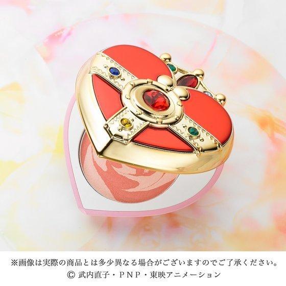 美少女戦士セーラームーンミラクルロマンス コズミックハートチークフラットスタイル.jpg